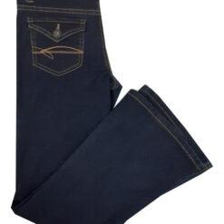 Pantalon Acampanado Niña Marca Jordache Talla 12 Estilo Flar_1