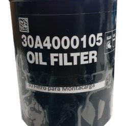 Filtro Caterpillar Montacargas Filtro Aceite 30a4000105_1