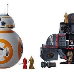 Bb8 Droide Star Wars Luces Sonido 2 En 1 Episodio Vll Hasbro_0