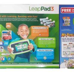 Mega Paquete Leappad 3 Frog Gratis Cartucho Y Protector Pad_1