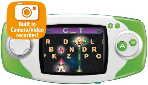 Leap Frog Leapster Gs Explorer Verde-blanco Electronic Game_2