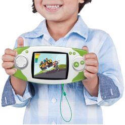 Leap Frog Leapster Gs Explorer Verde-blanco Electronic Game_0