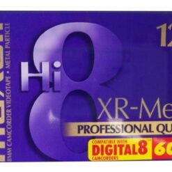 Cassette Caset Maxell Hi 8 Calidad Profesional Video Digital_1