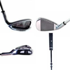 Palos De Golf 8 Pz Titanio Forzado Tour Select Forget Hombre_0