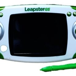 Leap Frog Leapster Gs Explorer Verde-blanco Electronic Game_4