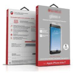 Mica Cristal Templado Proteccion Invisible iPhone 6 6s 7 8 Z_1