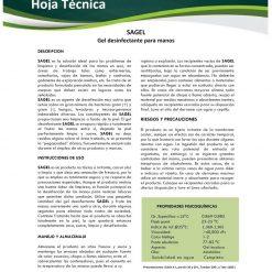 Gel Antibacterial 99% Desinfectante Manos 70% Alcohol 500ml_1