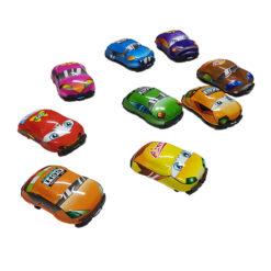 Mini Carritos De Carreras Paquete De 9 Carritos Para Premios_0