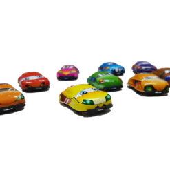 Mini Carritos De Carreras Paquete De 9 Carritos Para Premios_1