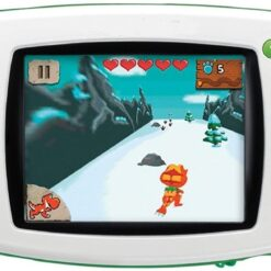 Leap Frog Leapster Gs Explorer Verde-blanco Electronic Game_3