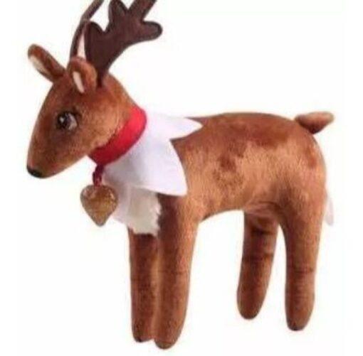 Elf On The Shelf Original Reno Navideño Peluche Navidad Pets_8