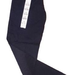 Pantalon Izod Azul Regular Fit Falt Front Niño Talla 10_1