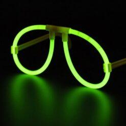 Lentes De Neon Tuny Glow Para Fiestas Kit De 5 Lentes Pack_5
