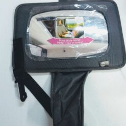 Espejo Vista Auto Vigilancia Bebe Extra Ancho Safe Fit _1