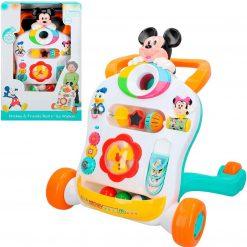 Caminadora Disney Mickey Mouse y Amigos Bebes Multi Color_0