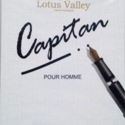 Perfume Hombre Lotus Valley Eua De Toilette 100ml Tocador _1