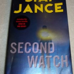 Libro Second Watch Segundo Reloj By J Jance Harpercollins_1