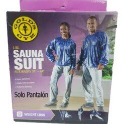Pantalón Sauna Perfecto Para Sudar Mientras Te Ejercitas_0