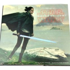 Libro Arte Star Wars El Ultimo Jedi Ingles The Last Jedi Art_0
