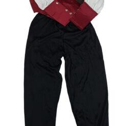 Disfraz Heroe Escarlata Niño Edades 5 A 6 Años_0