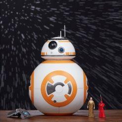 Bb8 Droide Star Wars Luces Sonido 2 En 1 Episodio Vll Hasbro_1