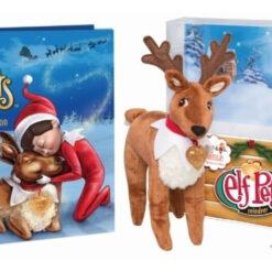 Elf On The Shelf Original Reno Navideño Peluche Navidad Pets_1
