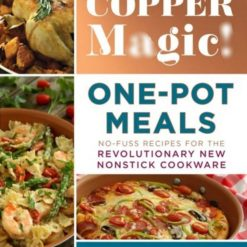 Libro Copper Magic One Pot Meals Autora Ella Sanders_0