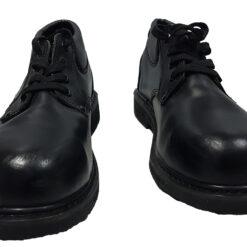 Zapato Casquillo BRAHMA Talla 29 Negro Antiderrapante_0