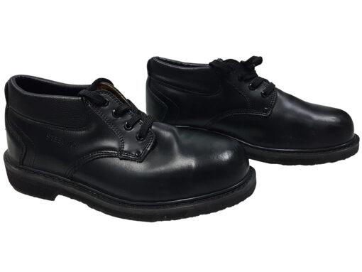 Zapato Casquillo BRAHMA Talla 29 Negro Antiderrapante_2