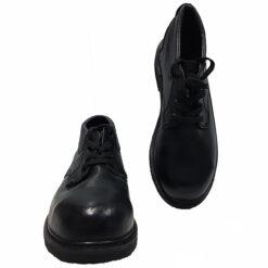 Zapato Casquillo BRAHMA Talla 29 Negro Antiderrapante_1