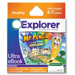 Video Juego Mr Pencil The Lost Colors Leap Frog Game_0