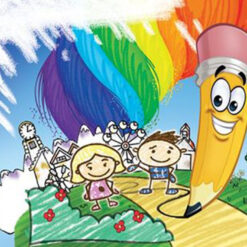 Video Juego Mr Pencil The Lost Colors Leap Frog Game_1